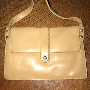 Nine West Leather Mini Shoulder Bag